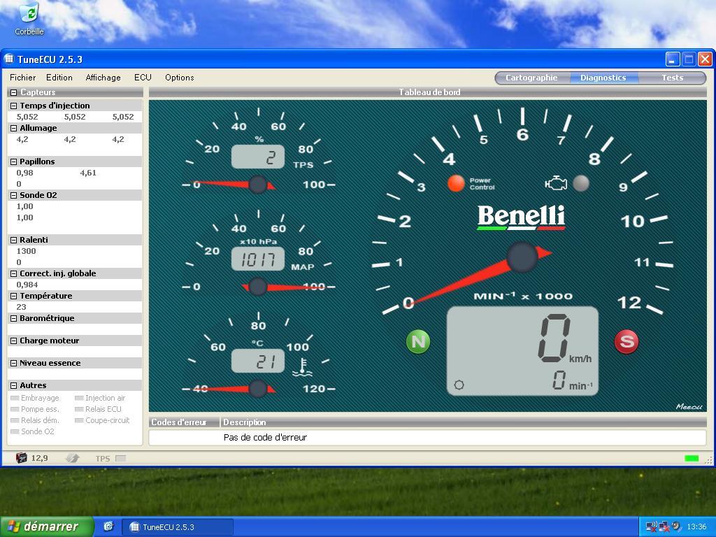 TUTO Démontage : Réservoir, Boite à air, Filtre à air, Bobines, Bougies...trek 899 - Page 6 Tre-k_11