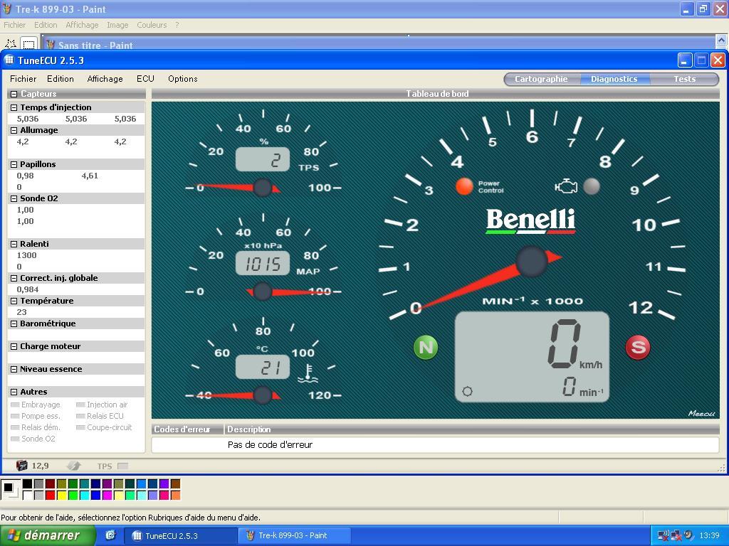 TUTO Démontage : Réservoir, Boite à air, Filtre à air, Bobines, Bougies...trek 899 - Page 5 Tre-k_13