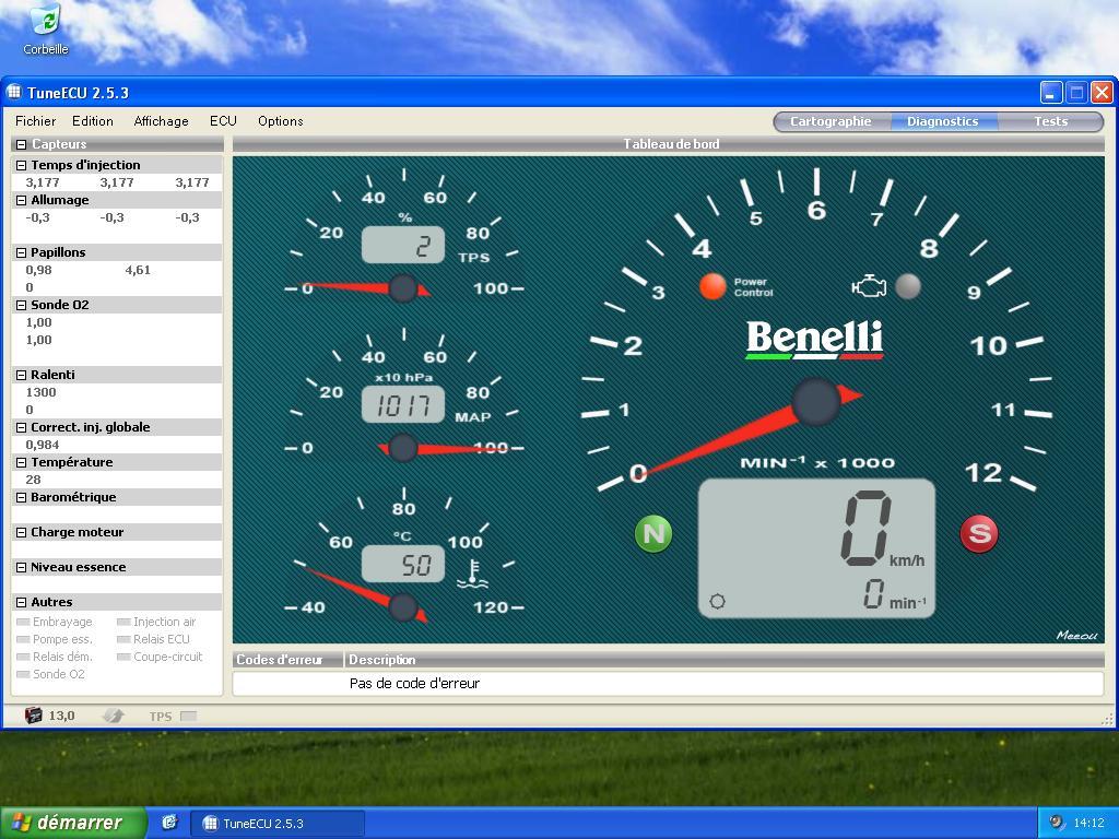 TUTO Démontage : Réservoir, Boite à air, Filtre à air, Bobines, Bougies...trek 899 - Page 5 Tre-k_14