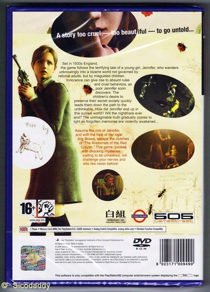 Les jeux les plus difficile à choper sur PS2 ? - Page 11 71yaty11