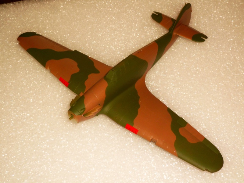 Hawker Hurricane Mk I (Tamiya / Italeri) [modèle terminé] - Page 2 P1080018