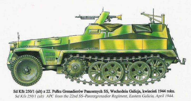 SdKfz 250 - Sonderkraftfahrzeug 250 10_ssp10