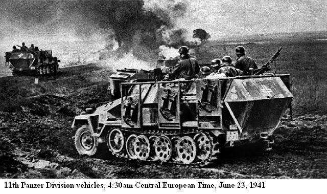 PANZERGRENADIER REGIMENT 1/2 (blindé/motorisé) Pz.Div. type 44 11th-p10