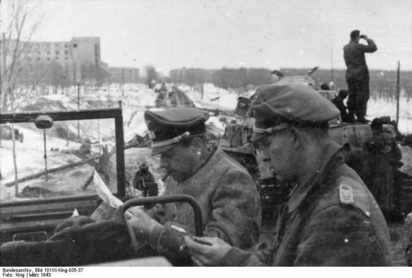 3eme Bataille de Kharkov - 19 février/15 mars 1943 14-0310