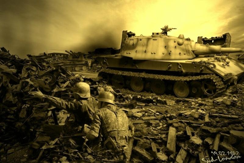 Le Tiger III et le Buffel - 1946/47 14267810