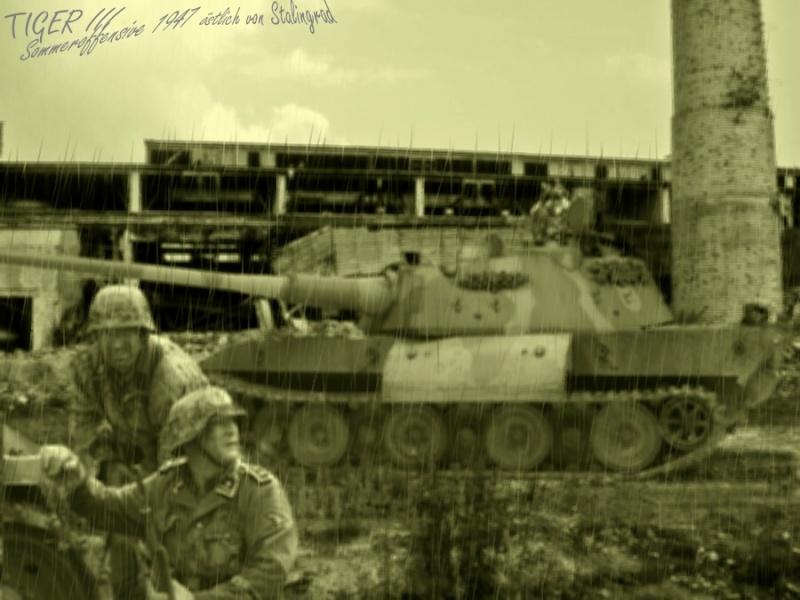Le Tiger III et le Buffel - 1946/47 17005710