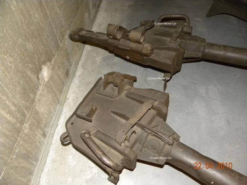 21CM NEBELWERFER 42 - Canada war museum 21cm_n14