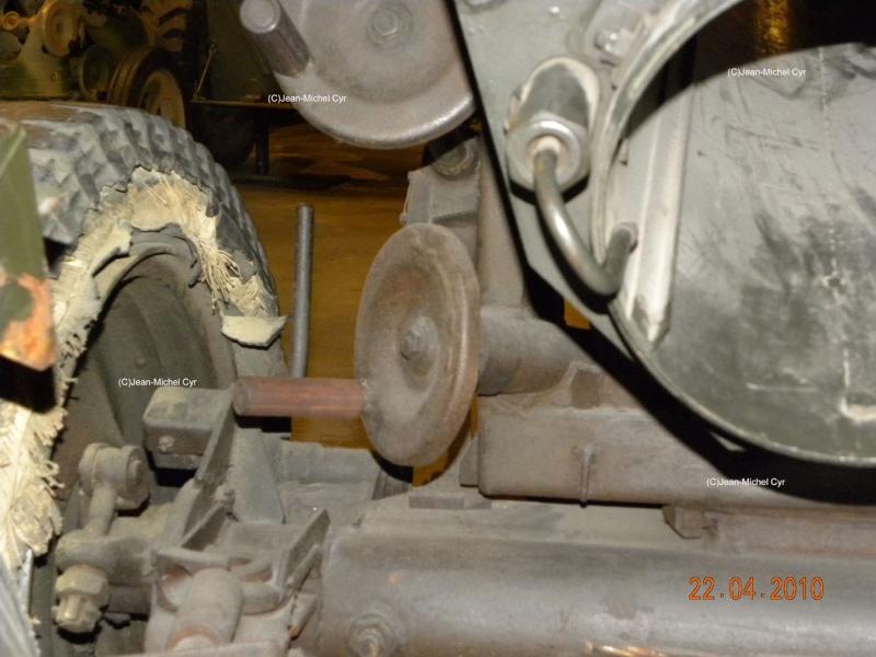 21CM NEBELWERFER 42 - Canada war museum 21cm_n15