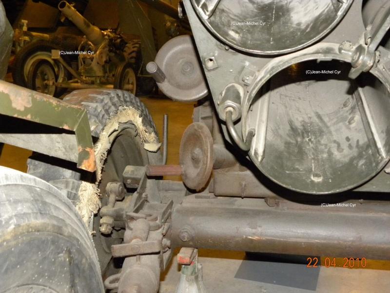 21CM NEBELWERFER 42 - Canada war museum 21cm_n16