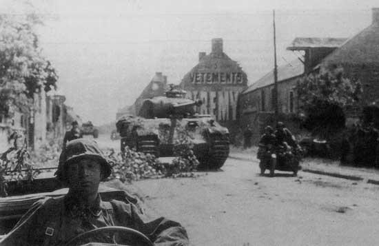 Bretteville-l'orgueilleuse - 8/9 juin 1944 25683210