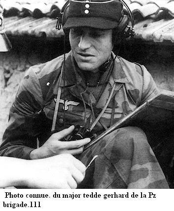 LA TOILE ITALIENNE dans l'armée Allemande - Doc 29575011