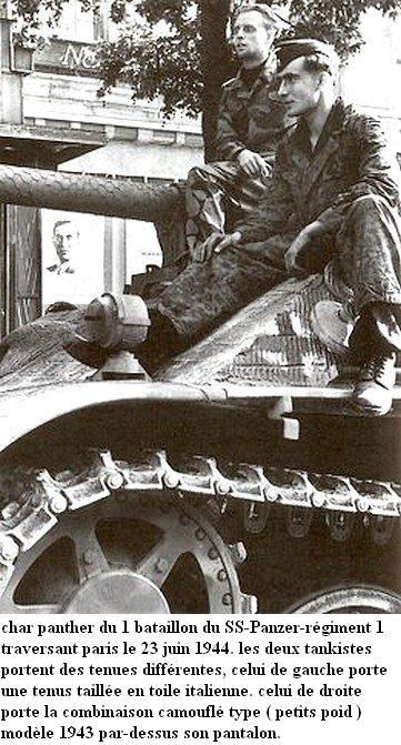LA TOILE ITALIENNE dans l'armée Allemande - Doc 29575013