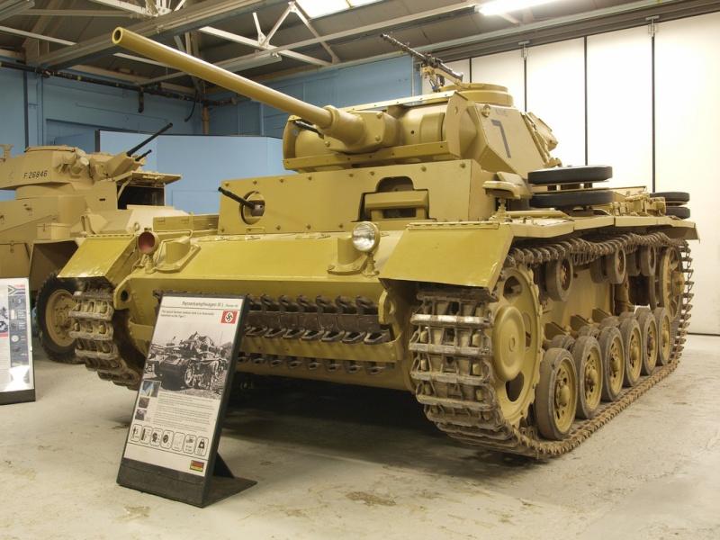 PzKpfw III  - Munster Museum - Germany 30302810