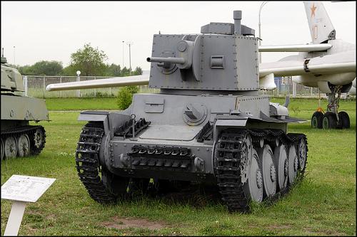 LT-38 (Panzer 38(t) - Technical museum in Togliatti - Russia 32172110