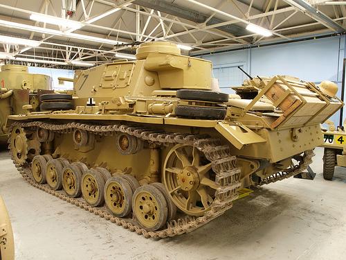 PzKpfw III  - Munster Museum - Germany 32881410