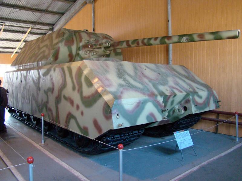 PzKpfw VIII Maus – Kubinka Tank Museum - Russia 34788310
