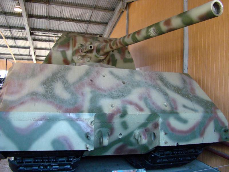 PzKpfw VIII Maus – Kubinka Tank Museum - Russia 34788311