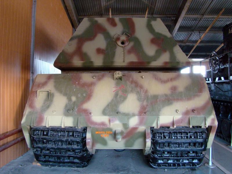 PzKpfw VIII Maus – Kubinka Tank Museum - Russia 34796410
