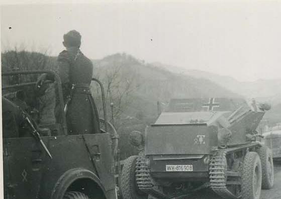 SdKfz 254 - Sonderkraftfahrzeug 254 46154410