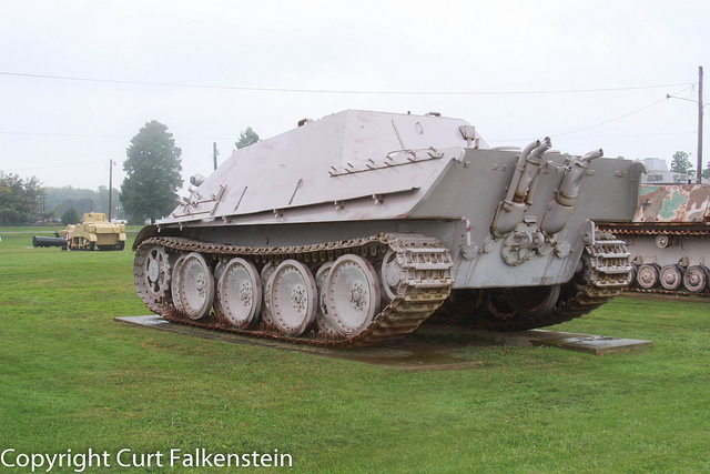 Jagdpanther - Aberdeen Proving Grounds - USA 53761610