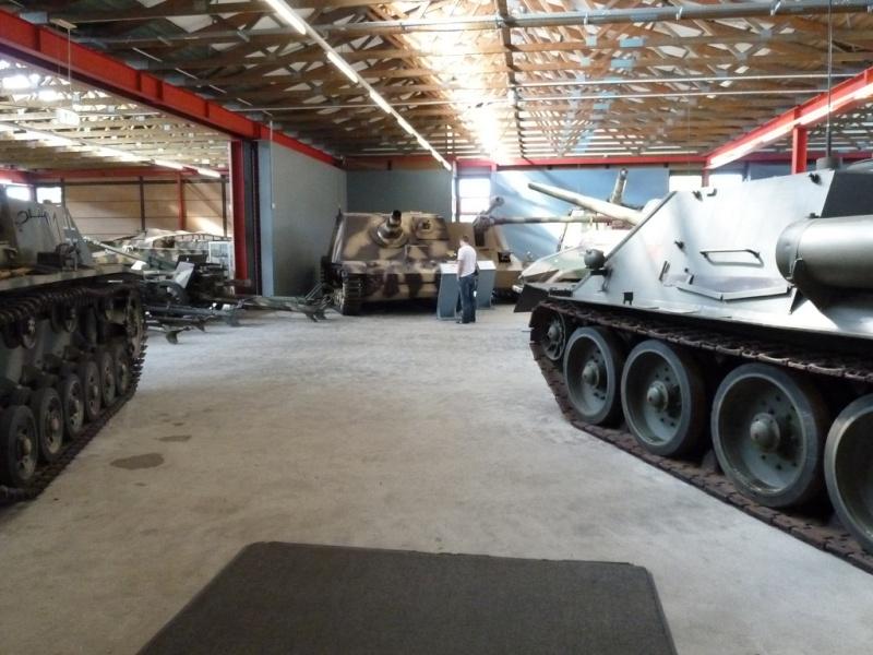 Sturmpanzer IV - Sd Kfz 166 - Brummbär - Munster - DE 65902810