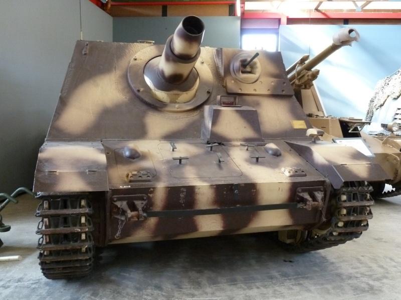 Sturmpanzer IV - Sd Kfz 166 - Brummbär - Munster - DE 65902811