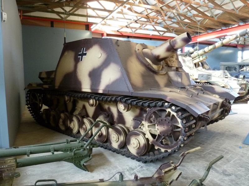 Sturmpanzer IV - Sd Kfz 166 - Brummbär - Munster - DE 65902910
