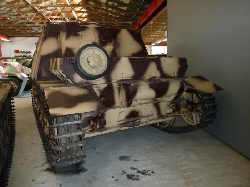 Sturmpanzer IV - Sd Kfz 166 - Brummbär - Munster - DE 65902911
