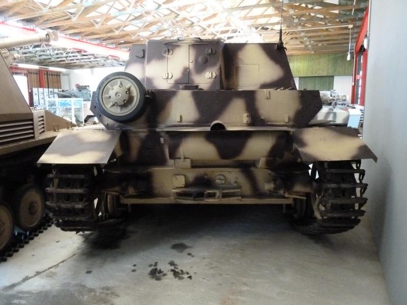 Sturmpanzer IV - Sd Kfz 166 - Brummbär - Munster - DE 65903010
