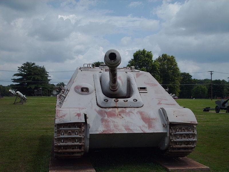 Jagdpanther - Aberdeen Proving Grounds - USA 800px-19