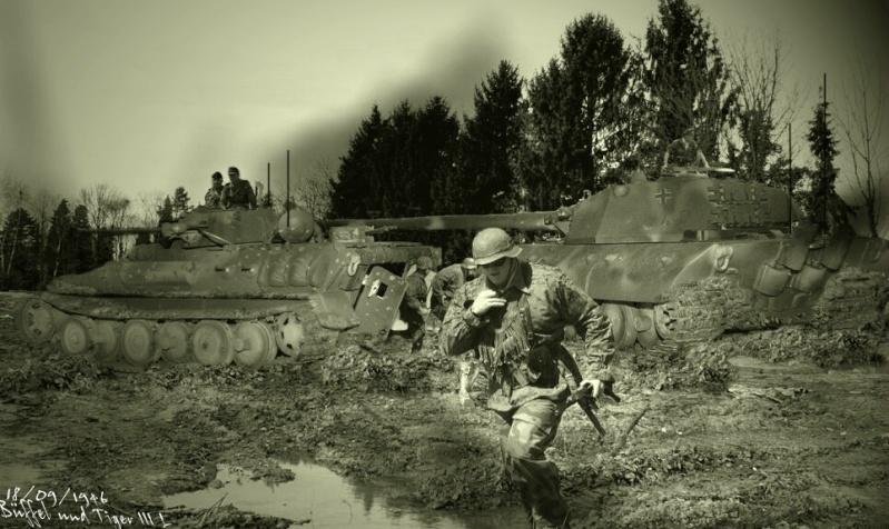 Le Tiger III et le Buffel - 1946/47 84049910