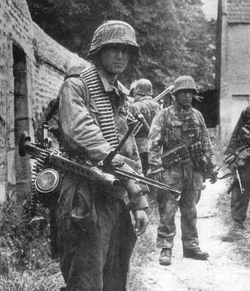 Bretteville-l'orgueilleuse - 8/9 juin 1944 91138210