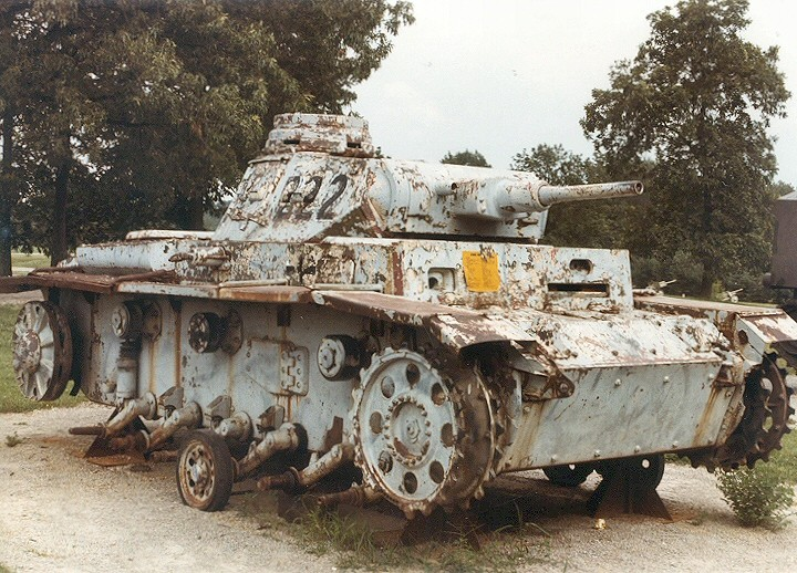 PANZER III AUSF F - Patton Museum - USA 91959910