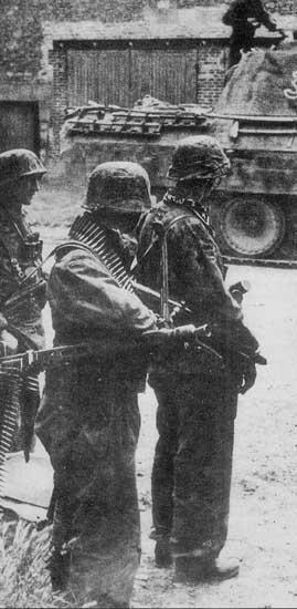 Bretteville-l'orgueilleuse - 8/9 juin 1944 96971910