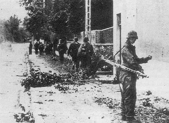 Bretteville-l'orgueilleuse - 8/9 juin 1944 98363810