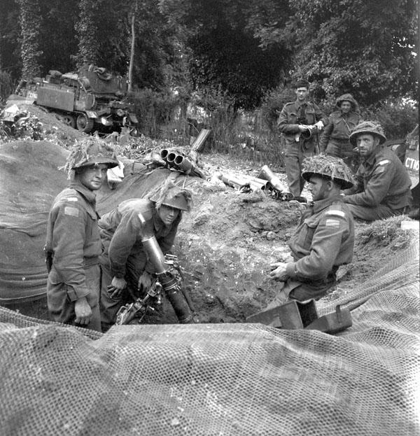 Bretteville-l'orgueilleuse - 8/9 juin 1944 A1287910