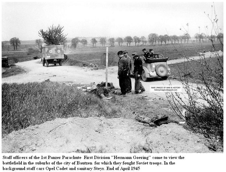 Bataille de Bautzen - Avril 1945 Battle13