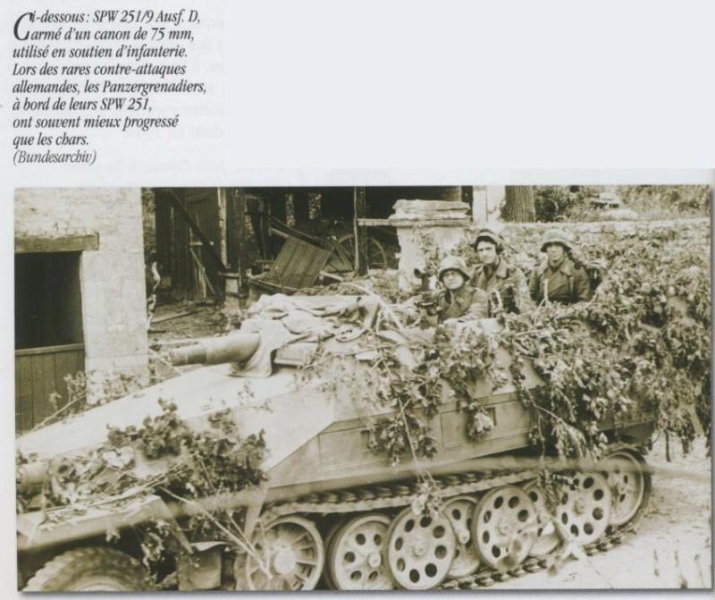 PANZERGRENADIER REGIMENT 1/2 (blindé/motorisé) Pz.Div. type 44 Blinda11