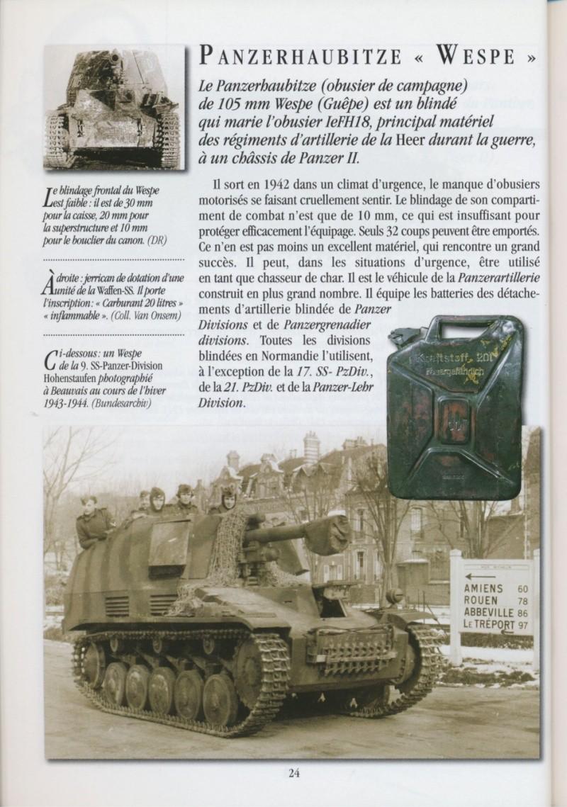 SdKfz 124  - Wespe Blinda12
