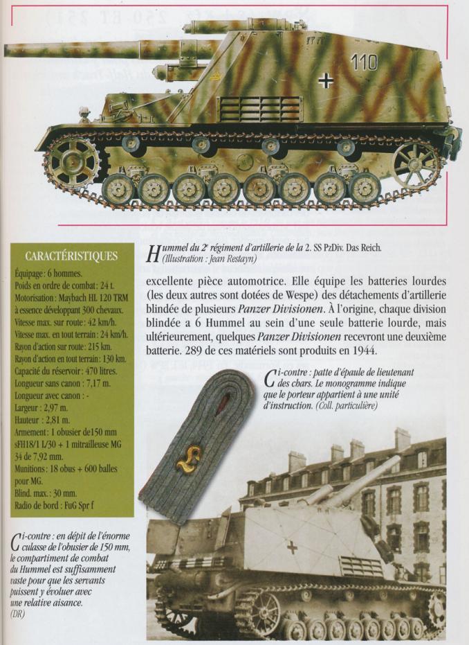 SdKfz 165 - Hummel Blinda13