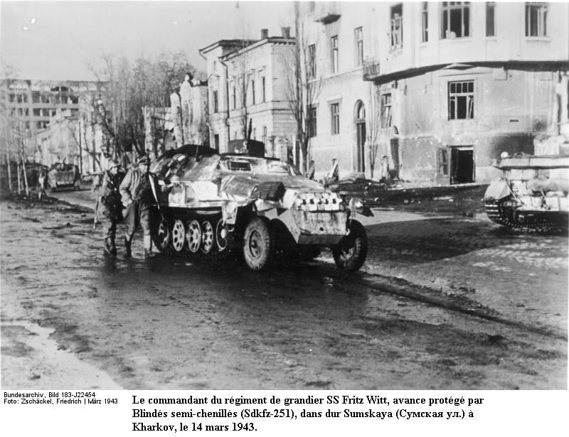 3eme Bataille de Kharkov - 19 février/15 mars 1943 Bunde100