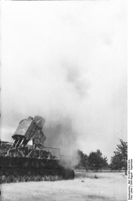 Reportage - Bundesarchiv - KARL !!! Bundes34