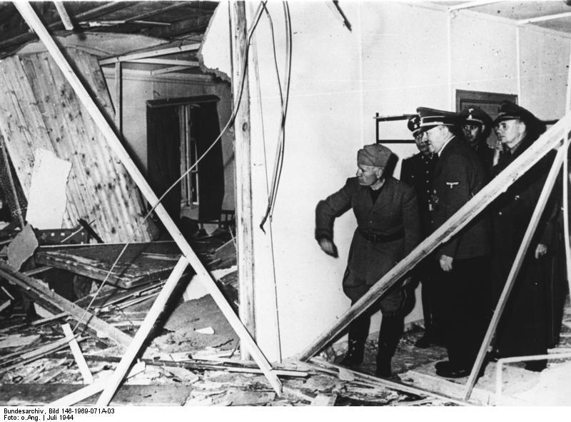 Bundesarchiv - attentat contre hitler 20 juillet 44 Bundes44