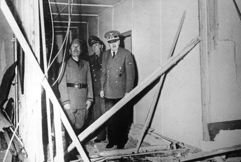 Bundesarchiv - attentat contre hitler 20 juillet 44 Bundes45