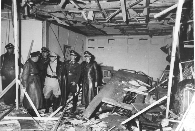 Bundesarchiv - attentat contre hitler 20 juillet 44 Bundes46