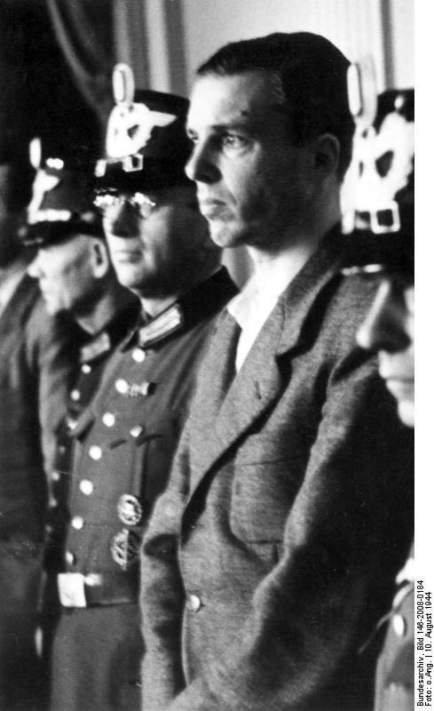 Bundesarchiv - attentat contre hitler 20 juillet 44 Bundes49