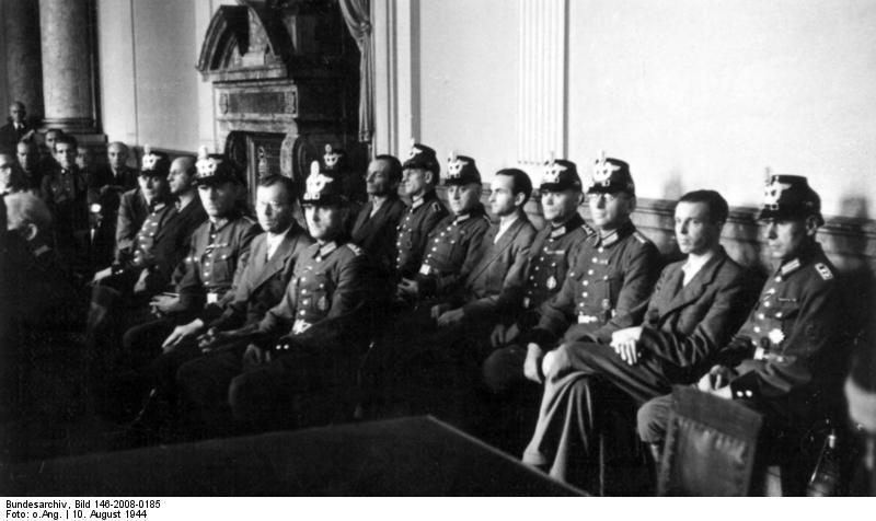 Bundesarchiv - attentat contre hitler 20 juillet 44 Bundes51