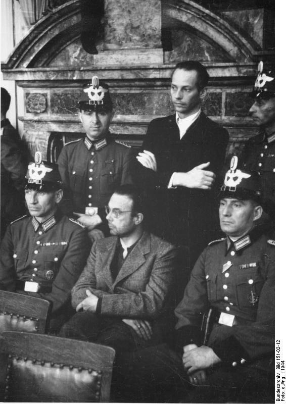 Bundesarchiv - attentat contre hitler 20 juillet 44 Bundes52