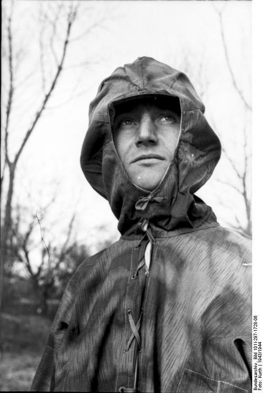 Reportage Bundesarchiv - Heer sniper 43/44 Bundes54