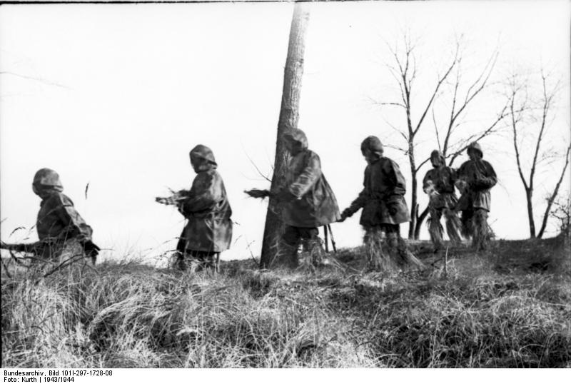 Reportage Bundesarchiv - Heer sniper 43/44 Bundes55